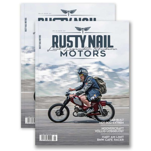 Rusty Nail Motors | Magazintitel 01-17
