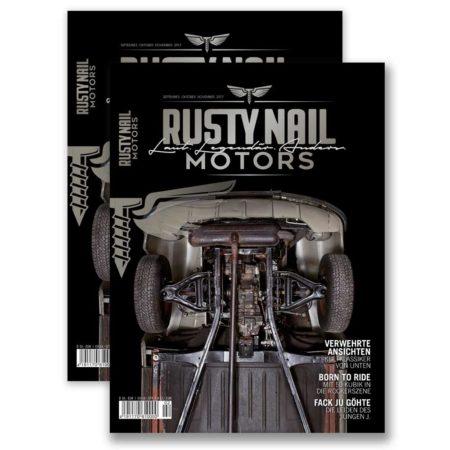 Rusty Nail Motors | Magazintitel 02-17