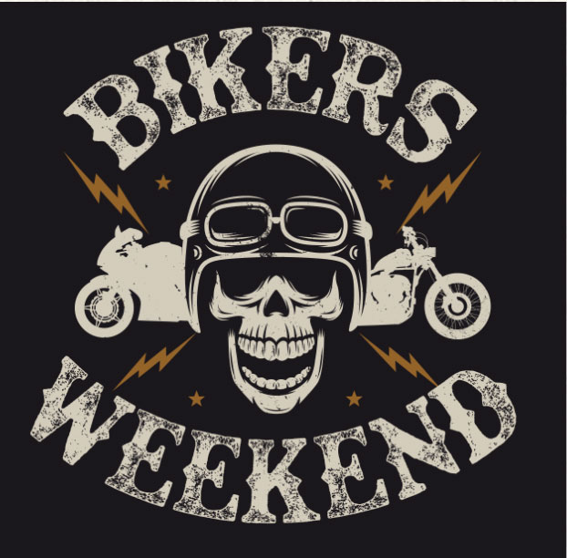 PULLMAN BIKERS WEEKEND 21. und 22. April