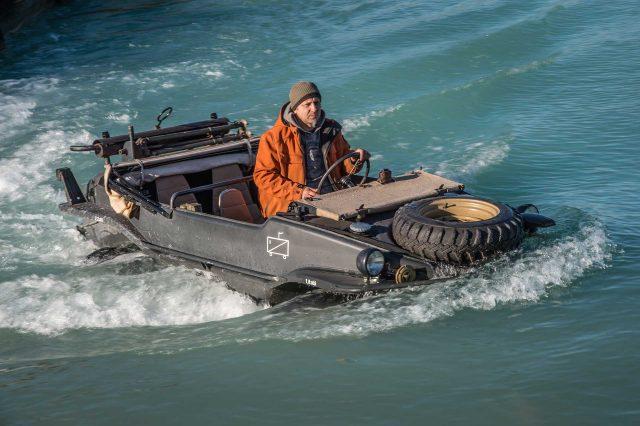 Das Boot – VW Schwimmwagen Typ 166