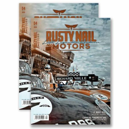 Rusty Nail Motors | Magazintitel 03-17