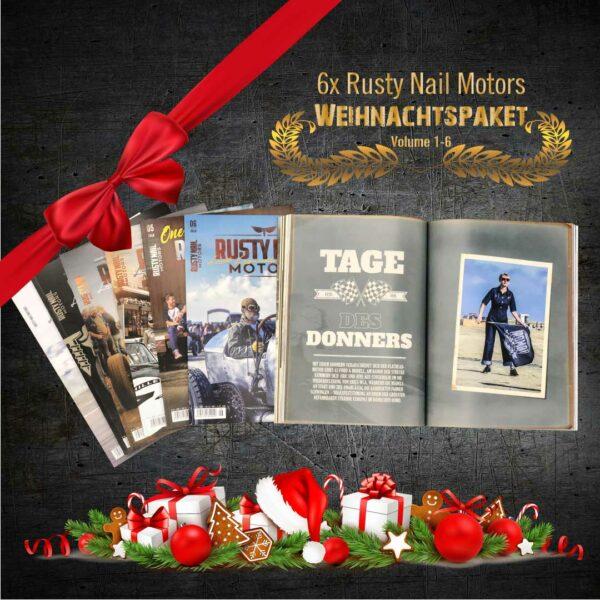 Rusty Nail Motors Weihnachtsabo 4 Ausgaben - Keine Vertragsbindung